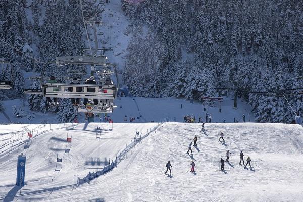 La Molina abre sus pistas este sábado. FOTO: FGC