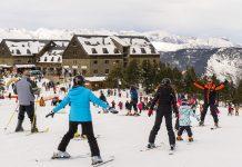 Las estaciones del Pallars Sobirà estrenan temporada con jornada de puertas abiertas. FOTO: FGC