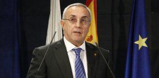 Alejandro Blanco, presidente del COE. FOTO: David Moirón/Marca