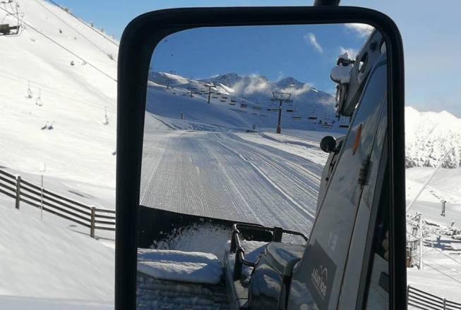 La calidad del trabajo del centro más alto de los Pirineos, el secreto del éxito