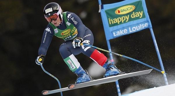 Elena Fanchini ha superado una grave enfermedad y podrá volver a competir. FOTO: FISI