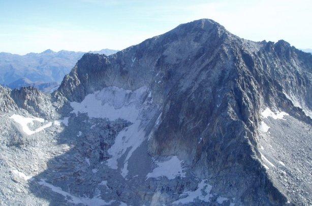 Glaciar Coronas