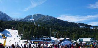 Un total de 16 mil esquiadores han pasado durante el puente por las pistas de La Cerdanya