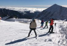 El centro invernal del Pirineo oriental ha avanzado la apertura del inverno por las nevadas de levante