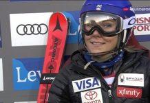 Katharina Gallhuber se perderá lo que resta de temporada