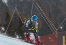 Shiffin, que exhibió talento y técnica en la Olympia de Lake Louise, sigue aumentado el liderato de la Copa del Mundo