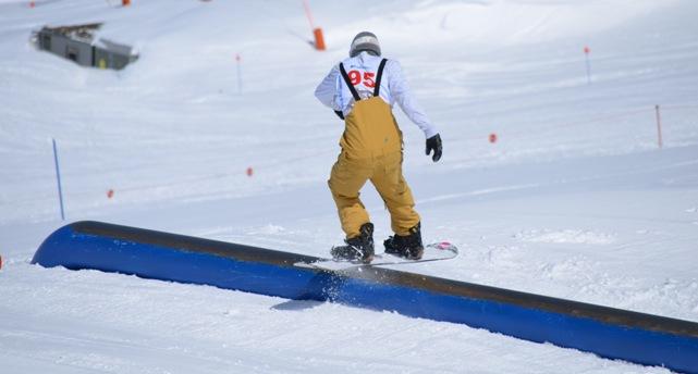 Imagen del snowpark Era Marmòta