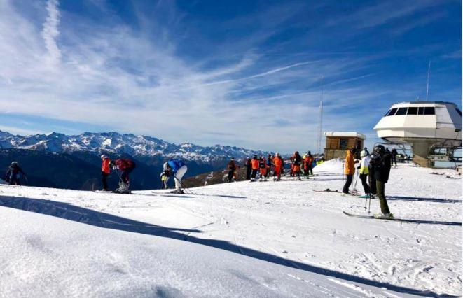 La nieve de Baqueira ha hecho las delicias de 20.000 esquiadores