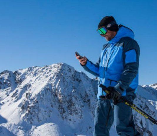 La aplicación de Grandvalira cuenta con más de 167.000 descargas y más de un millón de km de esquí registrados