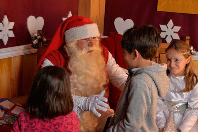 Papá Noel abrirá la agenda blanca en las pistas