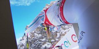 Vonn toma la salida en el primer descenso de Cortina d'Ampezzo, su primera carrera desde hacía diez meses.