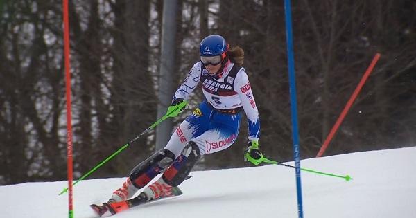 Petra Vlhova se ha consolidado como la más directa rival de Mikaela Shiffrin.