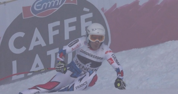 Primer podio de la temporada para Victor Muffat-Jeandet.