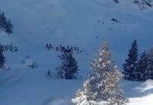 Jornada luctuosa en Baqueira Beret con la muerte de un esquiador.