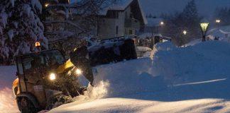 El pueblo austríaco de St. Anton am Arlberg