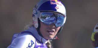 Lindsey Vonn vuelve a la competición tras perderse casi media temporada.