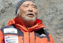 El montañista y esquiador permaneció dos días en el campamento, ubicado a 6.000 metros