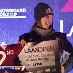 La rider catalana suma su 10º podio en Copa del Mundo