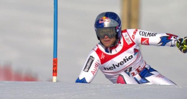 Un Alexis Pinturault en el mejor estado de forma de su carrera se ha colgado su segunda medalla en este Mundial.