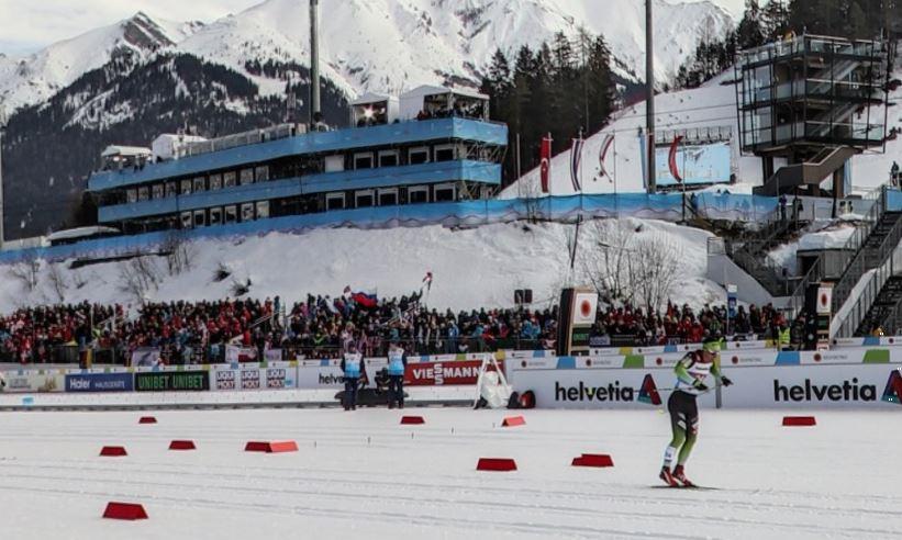 Seefeld, sede del Mundial de esquí nórdico
