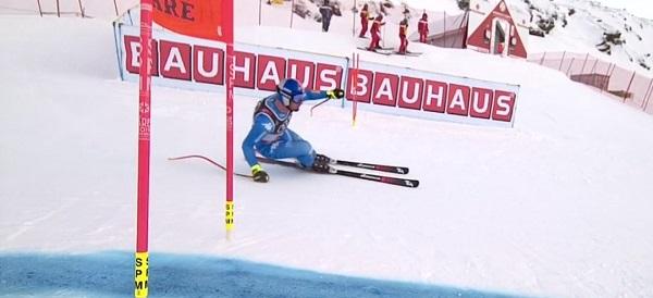Dominik Paris ha volado sobre una pista y un marcaje muy complicados y se ha proclamado campeón del mundo de super G.