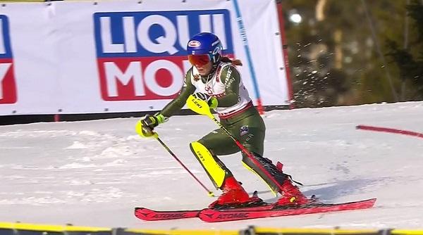 Mikaela Shiffrin ya está por derecho propio entre los mejores atletas del esquí alpino de toda la historia.