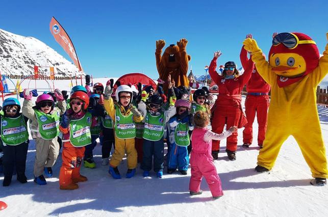 EL evento se dirige a niños de 4 a 10 años