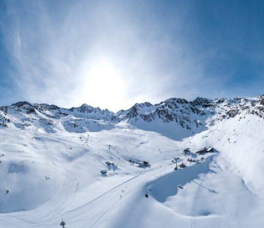 La estación andorra posee dos 220 cm de nieve polvo, fruto de las últimas nevadas