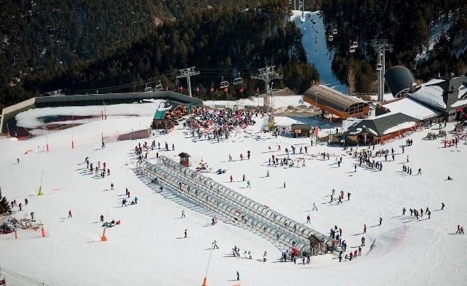 El centro andorrano posee todas las pistas e instalaciones abiertas al 100%