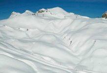 Las últimas nevadas han dejado unas condiciones espectaculares