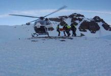 Rescate en el Pico del Caballo
