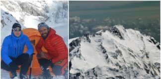 Daniele Nardi y Tom Ballard en el Nanga Parbat
