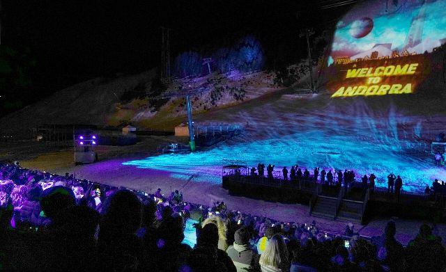 Andorra se vuelca al mundo del esquí