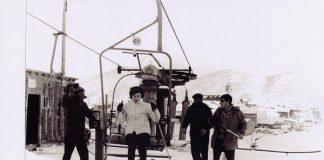 Jassettes Express fue el primer telesilla de Les Angles. Entró en funcionamiento en 1966, dos años después de que la estación arrancase con dos arrastres. FOTO: Les Angles