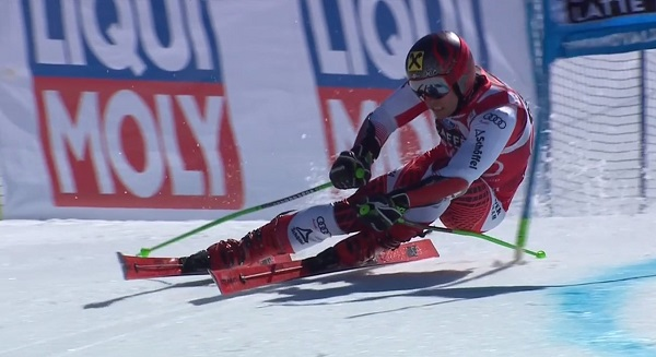 A sus 30 años Marcel Hirscher cada vez tiene menos ganas de competir