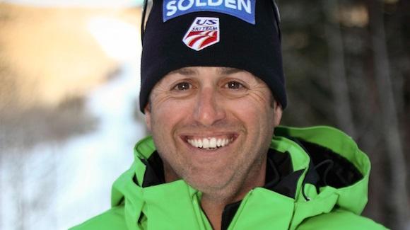 Mike Day, entrenador de Mikaela Shiffrin, FOTO: U.S. Alpine Ski Team