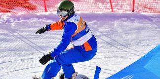 Astrid Fina concluye con cuatro podios