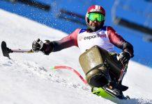 Óscar espallargas en competición