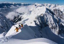 El grupo escalaba el Howse Peak, una montaña de 3.395 metros considerada como una de las más difíciles de las Montañas Rocosas canadienses
