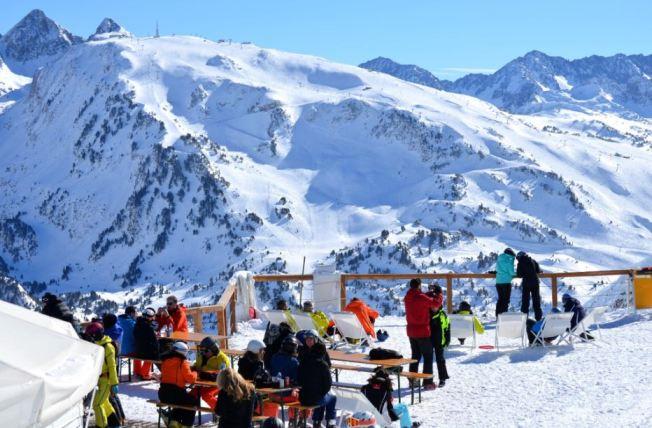 La estación ha contado con 143 días de esquí non stop