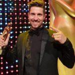 Marcel se sinceró en el transcurso de la entrega de los premios 'Romy'
