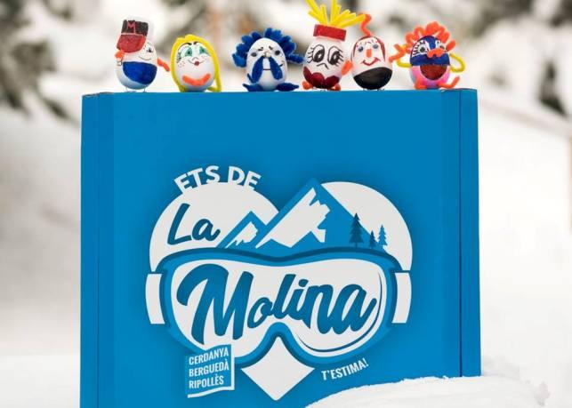 'En busca de los huevos de Pascua', un clásico en La Molina