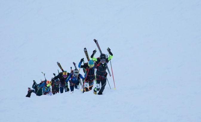 El 22º Trofeo Mezzalama ha estado marcado por unas duras condiciones climatológicas