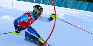 Alex Puente, en slalom, Alex Puente fue el que recorrió más tiempo acelerando y menos decelerando