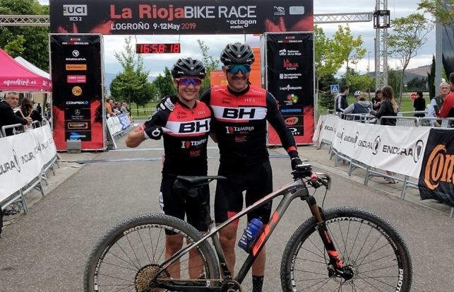 Ambos ciclistas tenían opciones ganar este jueves
