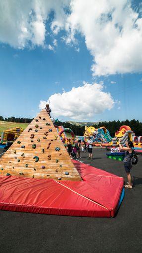 El Mountain Park hará las delicias de los pequeños