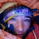 Primera mujer de Francia que sube al techo del mundo sin oxígeno embotellado