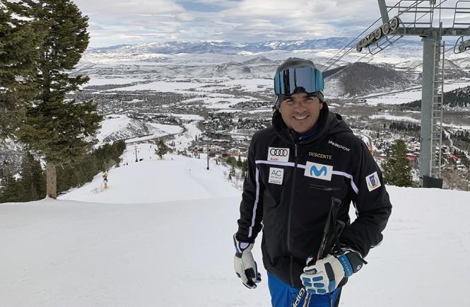 Hernán es director general de la RFEDI desde 2014 y deportivo desde 2018