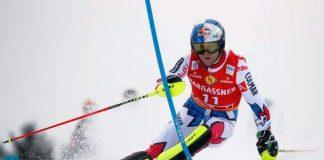 Alexis Pinturault se llevó su tercer Globo de combinada este invierno pasado en Bansko