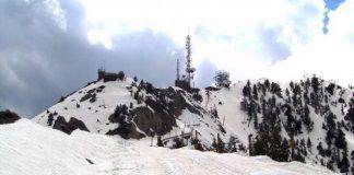 Una imagen de la cima andorrana del Carroi